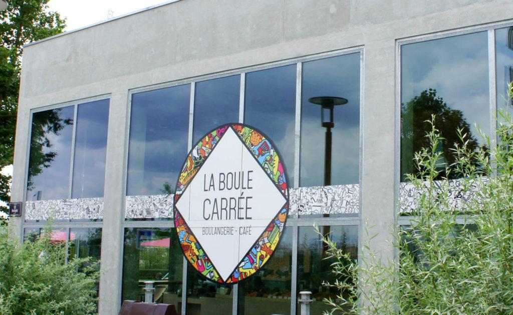 Devanture, La Boule Carrée Eléphant, Nantes (44)