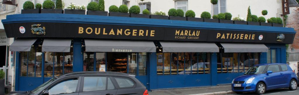 Boulangerie Marlau, Blois