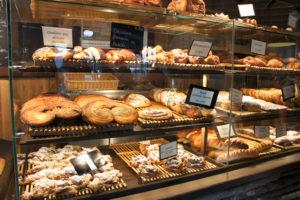 Viennoiseries, Boulangerie Marlau, Blois