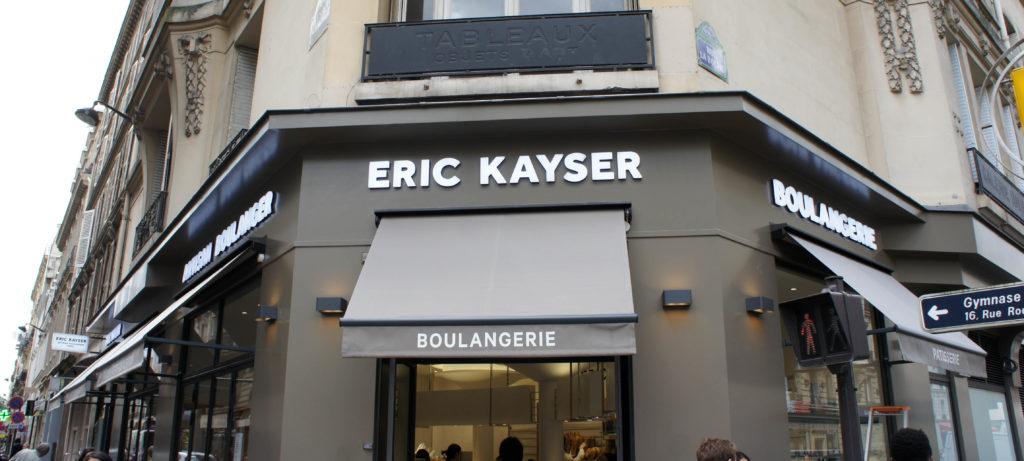 Eric Kayser, rue La Boétie