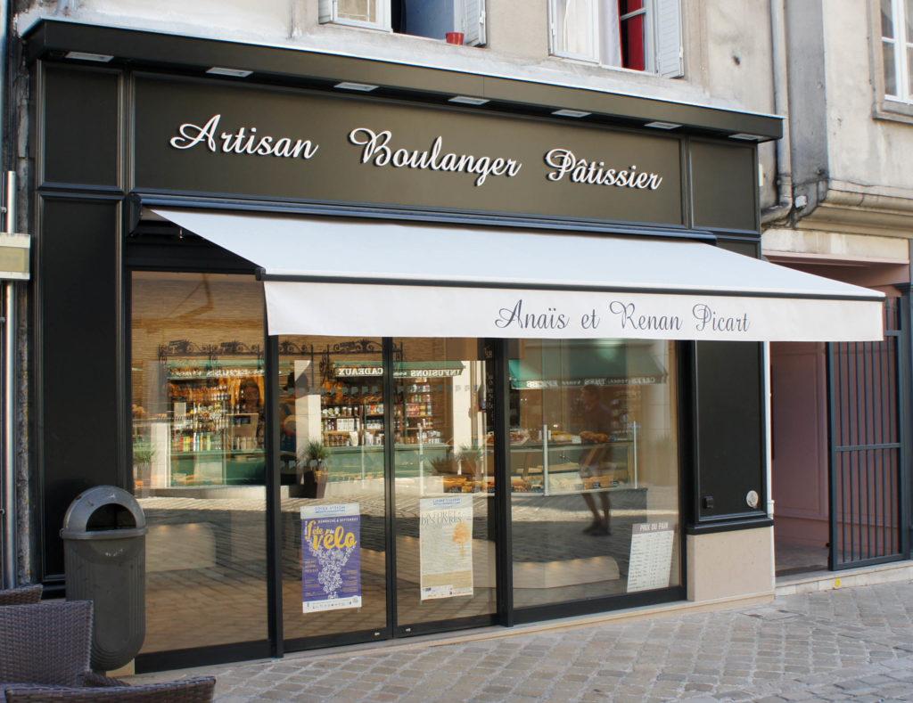 Anaïs & Renan Picart, Blois