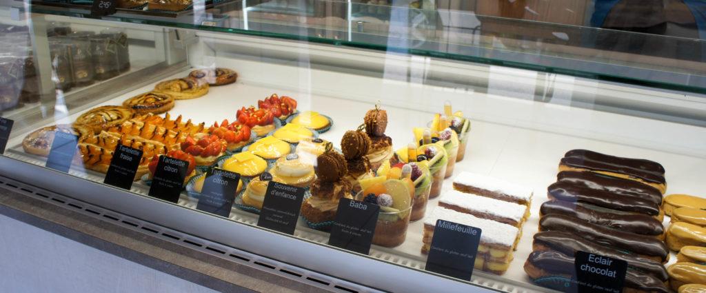 Pâtisseries, Maison Allirol, Blois