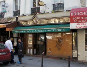 Travaux en cours 112 rue de Meaux, Paris 19è.