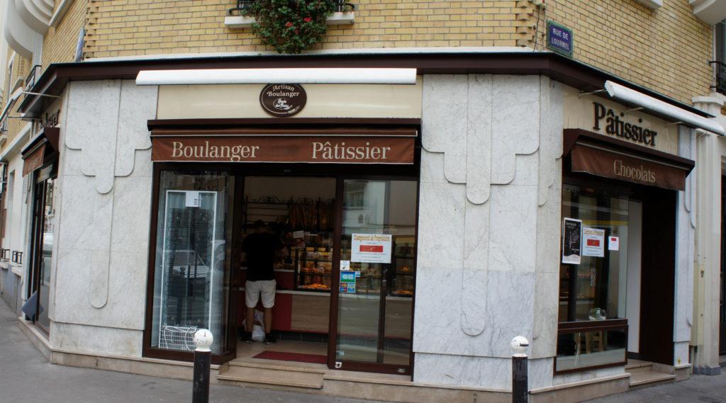 La nouvelle boulangerie Amandine et Pauline