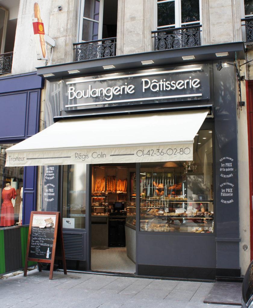 La boutique du couple Colin, fraichement rénovée