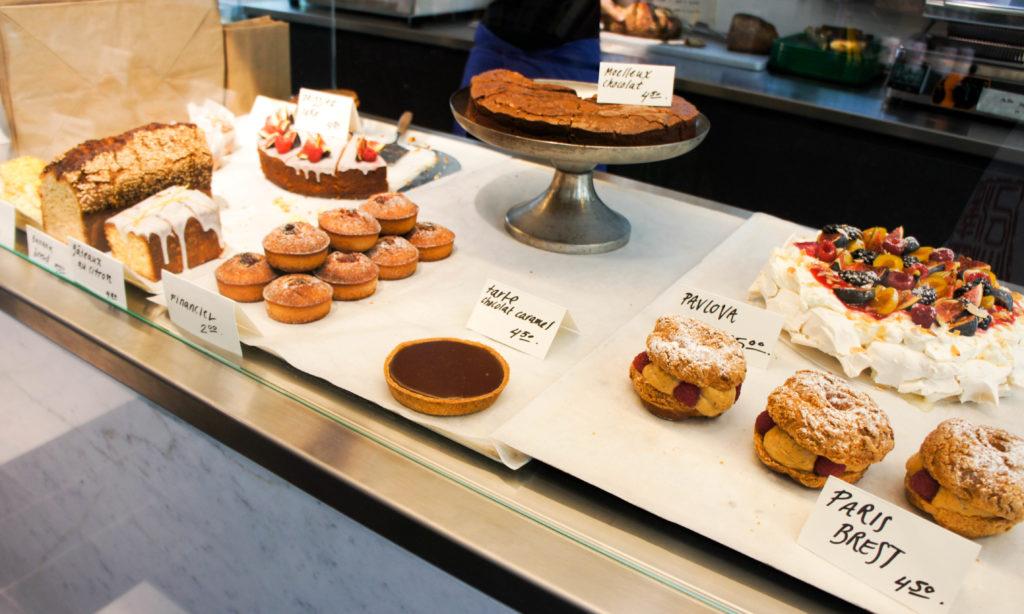 Cakes & pâtisseries