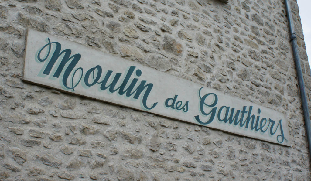 Moulin des Gauthiers, Moulin Matignon, Château-Landon (77)