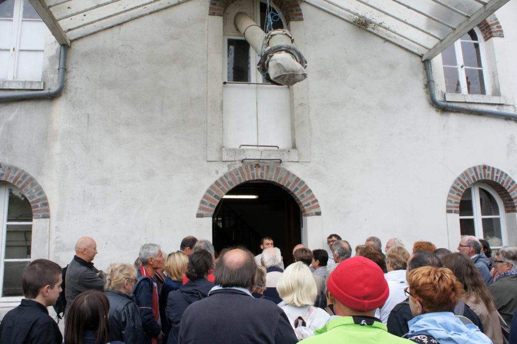 C'est devenu une tradition : chaque année, pour les journées du patrimoine, Gilles Matignon organise les portes ouvertes de son moulin. Cette opération est importante pour lui car il souhaite s'inscrire durablement dans la communauté qui l'entoure. Il peut ainsi partager sa vision engagée de la meunerie.