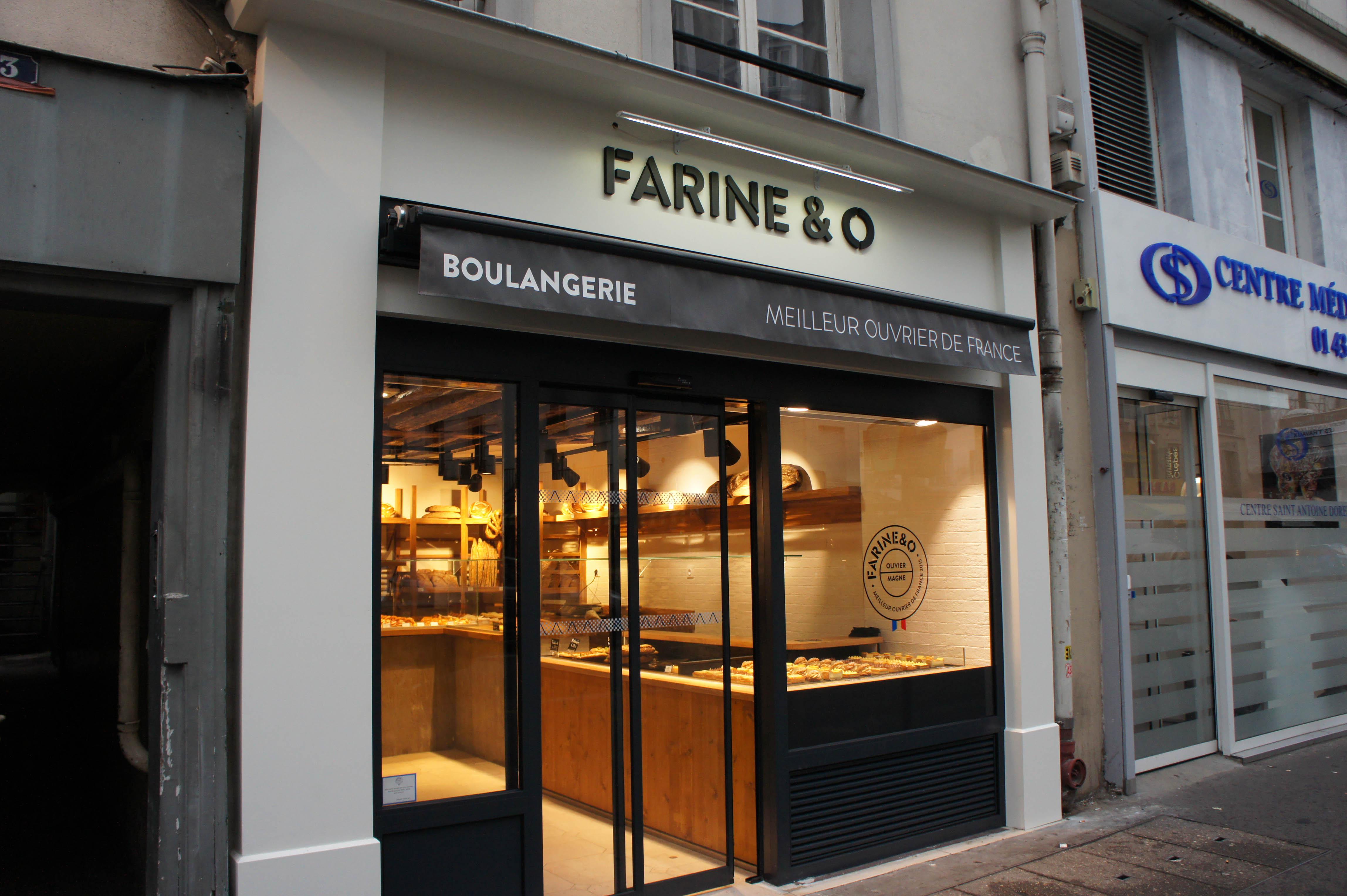 Farine o paris 11 deux l ments faits pour se rencontrer painrisien - Mercerie ouverte dimanche paris ...