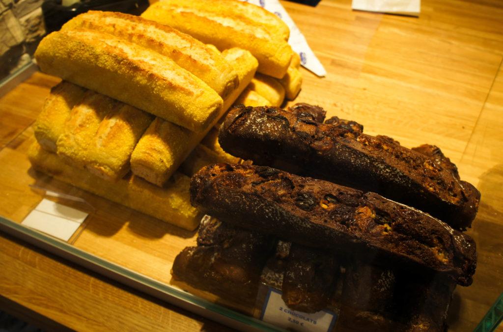 Les fingers : des pains gourmands au format particulièrement adapté à une consommation sur le pouce. Une belle réussite visuelle et gustative : les pains sont fondants et très agréables à déguster.