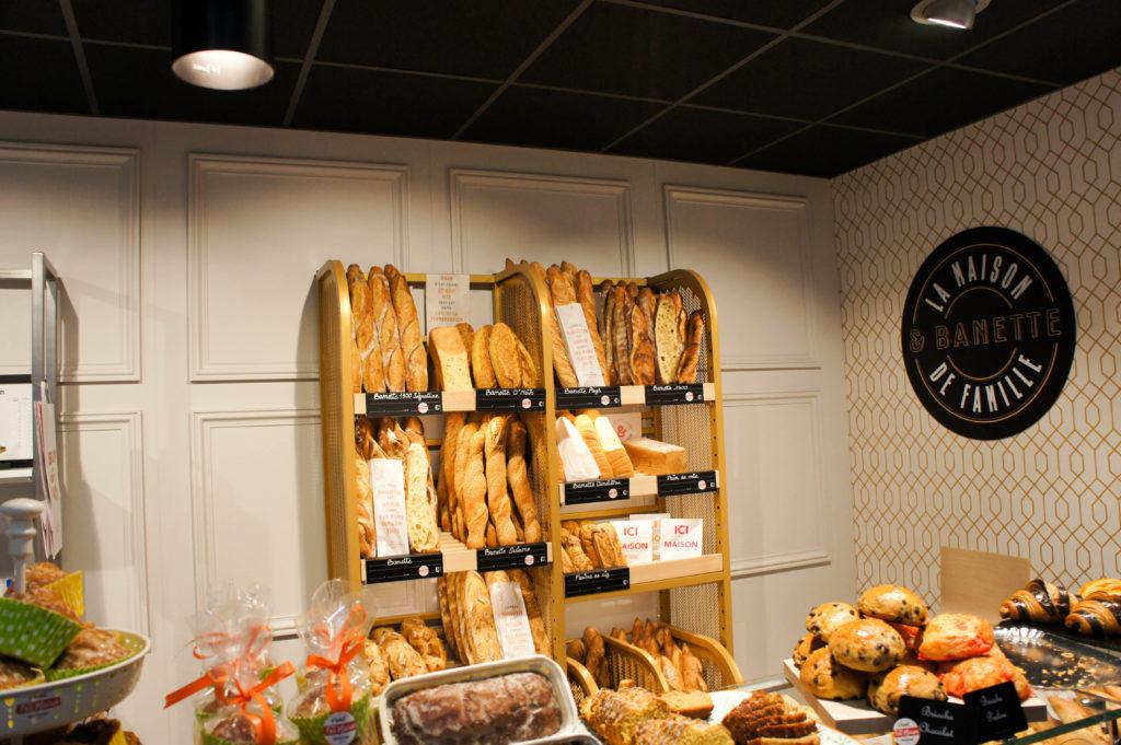 886fde38ec4 La nouvelle ambiance magasin Banette.